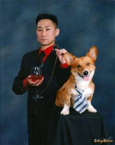 Epic senior portrait.