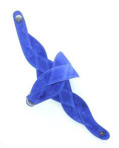 Bootstrap Suède Royal Blue