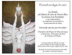 Enciende una Luz por los Niños @ Museo de Arte de Puerto Rico, Santurce