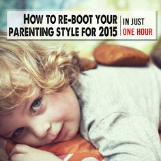 Such great info. on positive parenting - has completely changed our mornings for the better!!