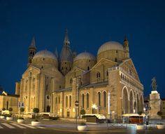 Veneto Padova basilica San Antonio