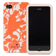 Kate Spade Cockatoos iphone 4 case