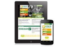 Community Food Bank's Responsive Website by e6