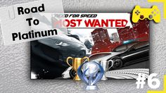 Need For Speed: Most Wanted - Road To Platinum - Capítulo 6: Marussia B2 #Youtube #videojuegos #gameplay #juegosmotor #carrera #videogame #CPG
