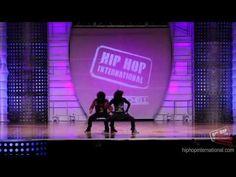 LES TWINS - France 2012 World Hip Hop Dance Championship