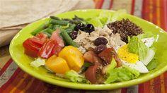 Al Roker shares his recipe for a healthy salad Nicoise