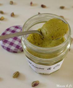 Pâte de pistache de Pierre Hermé