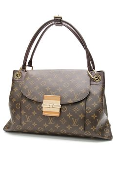 Louis Vuitton Monogram Canvas Quetsche Olympe Bag 7ad8baf4dcbc2