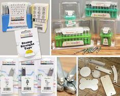 Metal Stamping Tools and Supplies available at our Ben Franklin Crafts store in Monroe, WA. Call us at 360-794-6745. We have assorted numbers, fonts, metal blanks, single metal stamps, and Stamp Straight Tape to line up your work perfectly.