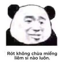 Rớt ko chừa miếng liêm sỉ nào luôn | Funny art memes, China memes, Memes
