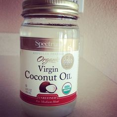 coconut oil | great nail treatment