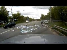 Car Crashes - As seen from Drivers seat