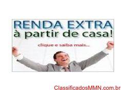Ganhe Uma Renda Extra na Internet - Trabalhe em Casa! | ClassificadosMMN.com.br