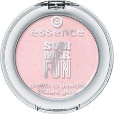 summer fun - cream to powder instant glow 01 walking on sunshine - essence cosmetics