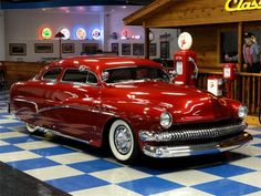 1951 Mercury Lead Sled - 1951 was a great year, for cars and people.