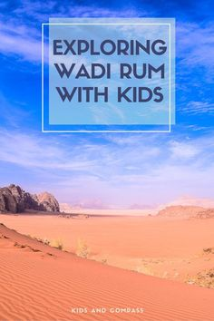 Camp under the stars in a Bedouin tent when you visit Wadi Rum, Jordan. Explore the desert in a jeep: the kids will love meeting camels.