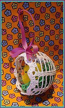 Easter Crochet, Crochet Art, Crochet Motif, Vintage Crochet, Crochet Crafts, Crochet Doilies, Crochet Toys, Crochet Patterns, How To Make A Pom Pom
