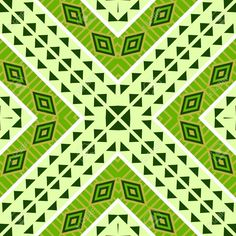 Seamless Geometric Ethnic Tribal Pattern Royalty Free Cliparts ...
