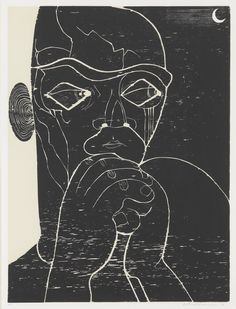 Koenig & Clinton — Nicole Eisenman, Woodcuts, Etchings, Lithographs and Monotypes