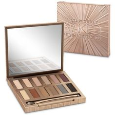 Urban Decay  Naked Ultimate Basics Palette ($54) ❤ liked on Polyvore featuring beauty products, makeup, assorted, urban decay makeup, palette makeup, urban decay and urban decay cosmetics