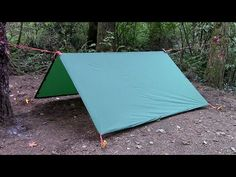 How to Make 25 Different Tarp Shelter Configurations Diy Camping, Tent Camping, Camping Hacks, Camping Gear, Backpacking, Tarp Shelters, Shelter Tent, Wilderness Survival, Camping Survival