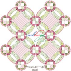 Wednesday Tute 11 Double Wedding Ring double wedding ring quilts