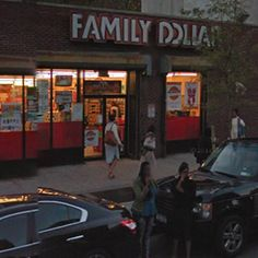 Family Dollar 1090 Fulton St Brooklyn, NY 11238