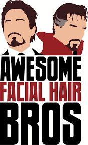 Bildergebnis für awesome facial hair bros comic