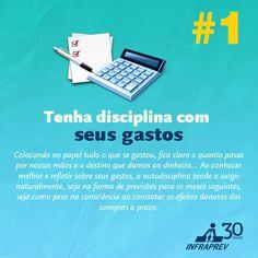 Você vai perceber que você gasta muito mais do que pensava com pequenas coisas. Conheça os nossos serviços: http://www.iinterativa.com.br/