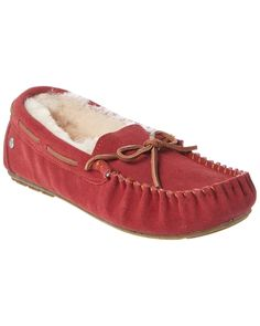 Emu Women's Amity Suede Moccasin is on Rue. Shop it now.