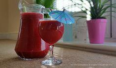 Licoarea diminetii Iertare si iubire ... Daca e iubire e rosu <3 Pofta buna <3 http://www.bucatariavegana.ro/smoothie-din-sfecla-rosie-body-2015/