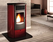 The high-gauge steel frame and the cast-iron grate and firebox are exceptionally robust, reliable and durable. Pellet Fireplace Insert, Stove Fireplace, Fireplace Inserts, Buck Stove, Pellet Stove, Gas Stove, Morso Stoves, Stoves For Sale, Stove Accessories