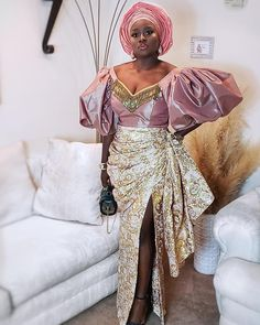 Beautiful Wedding Aso-ebi Styles you can Rock. African Prom Dresses, Latest African Fashion Dresses, African Print Fashion, African Dress, Africa Fashion, Aso Ebi Lace Styles, Lace Gown Styles, African Lace Styles, Dress Styles