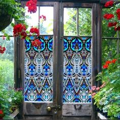 photo of unique window dressing - Yahoo Search Results