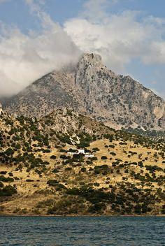 Zahara de la Sierra - Pueblos Blancos - Andalucia ,  Spain