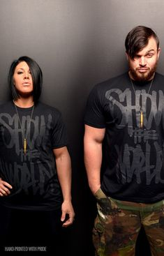 DLB and Rob Bailey. FLAG NOR FAIL gear. Check it out