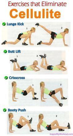cellulite exercises | #workout | exercise