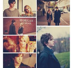 Freddie Highmore & Emma Roberts in The Art of Getting By