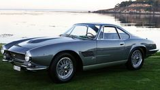 1961 Aston Martin DB4 GT Jet Concept by Bertone