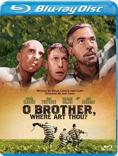 One of the best film musicals ever! 'O Brother, Where Art Thou?'