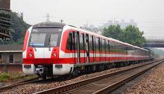 Japan Namjing Alstom red line