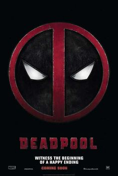 Deadpool 2016 Hot New Art Movie Poster 36X24 Inch  030