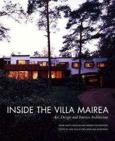 Inside the Villa Mairea – Detta här är fin present till mig. Ångrar att jag inte köpte den i Helsinki, när den låg i min hand.
