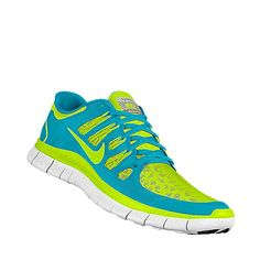 Nike Free 5.0 Shield (Gamma Blue/Volt)