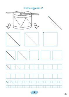 Mozaik Számvázoló 1 - Kiss Virág - Picasa Webalbums Tracing Worksheets, Preschool Worksheets, Pre Writing, Writing Skills, Motor Skills, Fine Motor, Pre School, Einstein, Alphabet