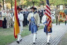 Homenaje a D. Bernardo de Gálvez que se celebra anualmente en Washington D.C.
