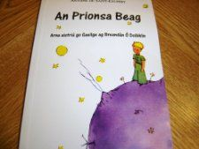 The Little Prince (An Prionsa Beag): Antoine De Saint-Exupery, Breandan O Doibhlin: 9788190236928: Amazon.com: Books