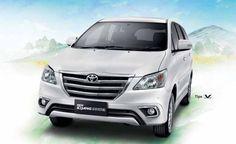 2014 Toyota Innova - Front View