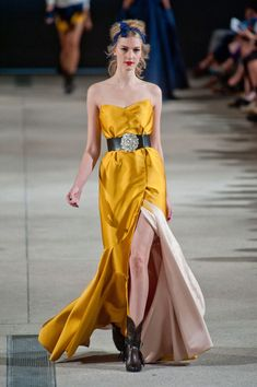 Alexis Mabille Spring 2014