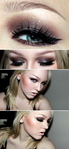 Nikkie Tutorials | Face of the Day: Cherries topped with Sparkle